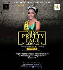 MISS AFRICA BEAUTY QUEEN PAGEANT SET TO HOLD ON FRIDAY, MARCH 30, 2018