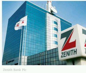 zenith bank house