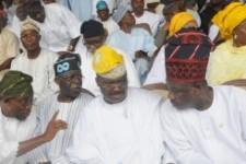 Funeral prayers for Arisekola-Alao in Ibadan