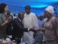 Edo govt hosts IGP Solomon Arase