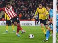 Sheffield United end Arsenal's unbeaten run with impressive home win