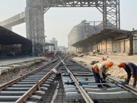 CCECC: Lagos-Ibadan Rail Officially Connected To Apapa Port